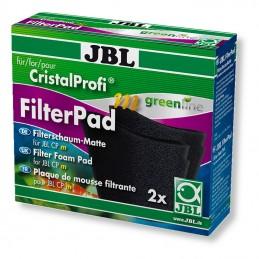 Aquarium JBL Masse de filtration FilterPad M Greenline