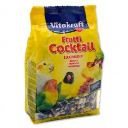 Vitakraft Grandes Perruches Cocktail Frutti