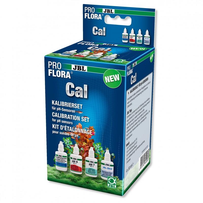 Kit Co2 pour Aquarium JBL Proflora Cal étalonnage
