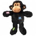 Peluche pour chien Ebi Knot Nuts Monkey