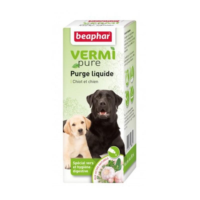 Purge aux plantes pour chien Beaphar