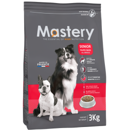 Croquettes Mastery Chien Senior 3 kg