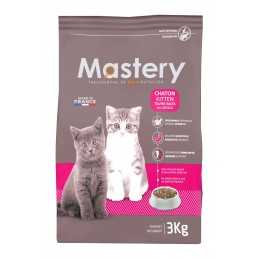 Croquettes Mastery Chaton 3 kg