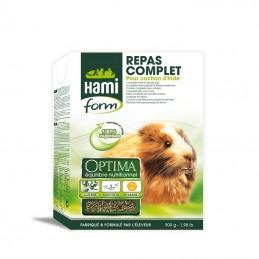 Repas complet Cochon d'Inde 900 g Hami Form