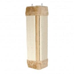 Griffoir d'angle Trixie sisal beige TRIXIE 4011905431918 Griffoirs