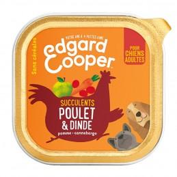 Terrine Edgard Cooper Poulet & Dinde