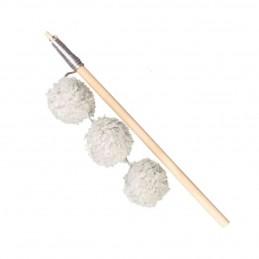 Canne à pêche balles peluches Trixie TRIXIE 4047974457399 Cannes à pêche