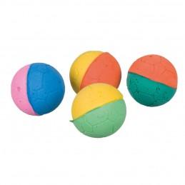 Lot 4 balles pour chat Trixie TRIXIE 4011905411002 Balles