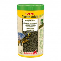 Sera Turtle Adult Nature 260 g SERA 4001942528993 Alimentation