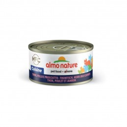 Terrine Almo Nature Thon, poulet & jambon