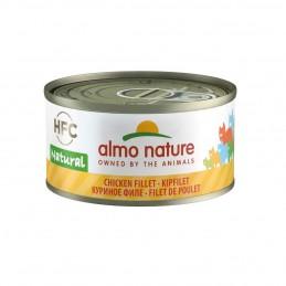 Terrine Almo Nature Filet de poulet