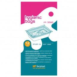 Sac hygiénique pour litière Ferplast FPI 5360 FERPLAST 8010690030685 Litières et accessoires