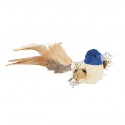 Jouet pour Chat Trixie Peluche Oiseau TRIXIE 4011905457659 Souris, peluches