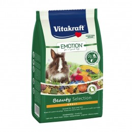 Vitakraft Emotion Beauty Lapin Nain 600 g VITAKRAFT VITOBEL 4008239314550 Alimentation