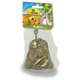 Cloche de foin aux fleurs JR Farm JR FARM 4024344081491 Friandise & Complément