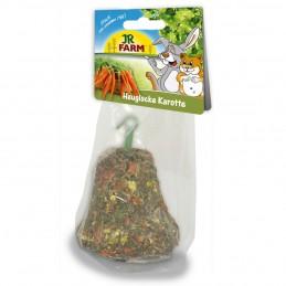 Cloche de foin aux carottes JR Farm JR FARM 4024344081477 Rongeurs