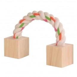 Jouet corde Trixie pour rongeurs TRIXIE 4011905061863 Accessoires