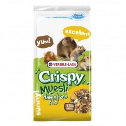 Hamster Crispy 1 kg Versele Laga VERSELE LAGA 5410340617212 Alimentation