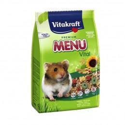 Menu Vital Hamsters 800g Vitakraft VITAKRAFT VITOBEL 4008239249562 Alimentation