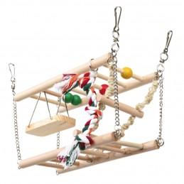 Pont suspendu Trixie pour hamster TRIXIE 4011905062730 Jouet