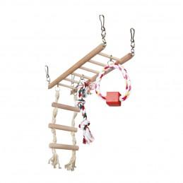 Pont suspendu Trixie pour petit rongeur TRIXIE 4011905062747 Jouet