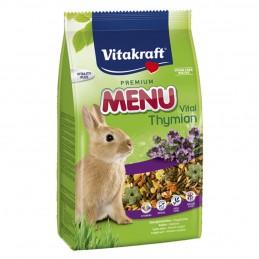 Menu Thym lapin nain 800 g Vitakraft VITAKRAFT VITOBEL 4008239249579 Alimentation