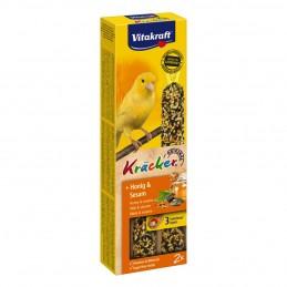 Vitakraft Kräcker Canaris au miel & sésame x2