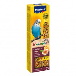 Vitakraft Kräcker Perruches Abricot & Figue VITAKRAFT VITOBEL 4008239212641 Perruche
