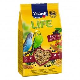 Alimentation Vitakraft Life pour Perruches VITAKRAFT VITOBEL 4008239214515 Perruche
