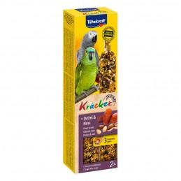 Vitakraft Kräcker petits perroquets Dattes & Noix