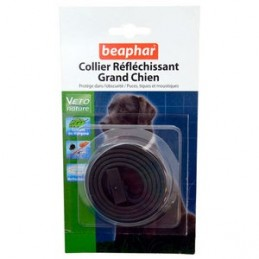 Collier insectifuge réfléchissant Grand Chien Beaphar BEAPHAR 3461922300079 Colliers