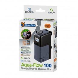 Superfish Aqua Flow 100 SUPERFISH 8715897041730 Filtre interne