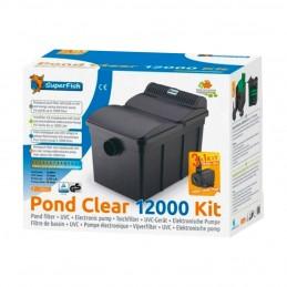 Superfish Pond Clear 12000 kit
