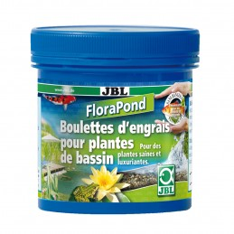 JBL FloraPond 8 boulettes JBL 4014162020475 Bactéries, conditionneurs d'eau