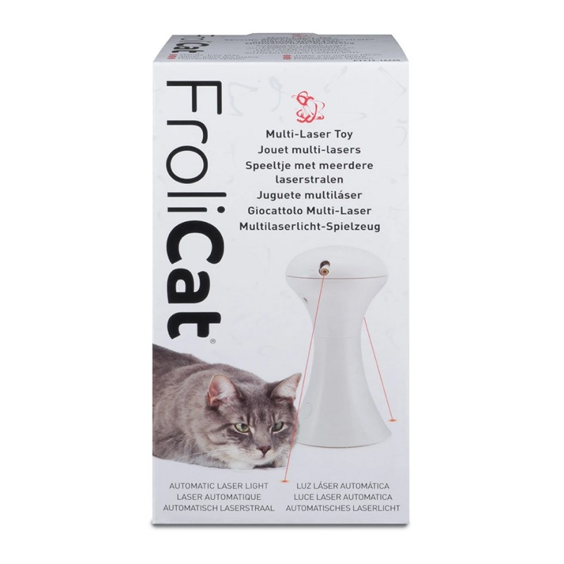 FroliCat multi-lasers PetSafe