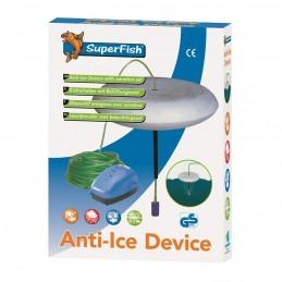 Dispositif antiglace avec aération SuperFish SUPERFISH 8715897006449 Entretien et protection