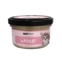 """Terrine """"Les Cuisinés"""" chaton HamiForm HAMI  Boîtes, sachets pour chats"""