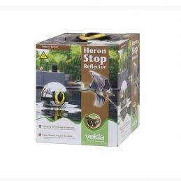 Velda Heron stop reflector