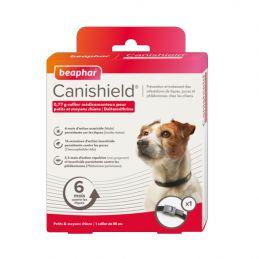 Collier antiparasitaire Canishield pour chien