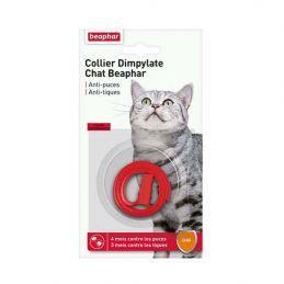 Collier Dimpylate pour chat Beaphar