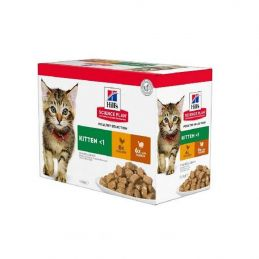 Terrine Kitten pack mixte