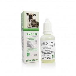 Equilibre de la flore intestinale A.N.D 109 Bionature ANIBIO 3760112260132 Bio et nature