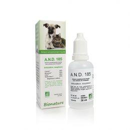 Articulation souplesse A.N.D 185 Bionature ANIBIO 3760112260064 Compléments alimentaires