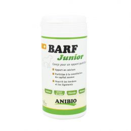 BARF Junior 300 g ANIBIO 3700215100355 Compléments alimentaires