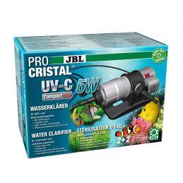 JBL ProCristal Compact plus UV-C 5W JBL 4014162604705 UV-C, osmoseur, ozonisateur
