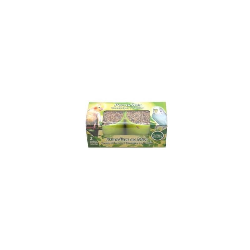 Girard Friandises au Miel pour Perruches GIRARD 3281011421214 Perruche