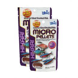 Hikari micro pellets eau douce