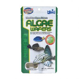 Hikari algae wafers eau douce