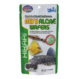 Hikari mini algae wafers eau douce
