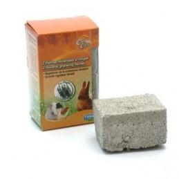 2 pierres minérales à ronger Girard GIRARD 3281012340507 Friandise & Complément